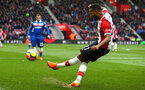SOUTHAMPTON, ENGLAND - MARCH 03: Ryan Bertrand of Southampton FC during the Premier League match between Southampton and Stoke City at St Mary's Stadium on March 3, 2018 in Southampton, England. (Photo by James Bridle - Southampton FC/Southampton FC via Getty Images)