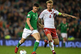 Long in provisional Ireland squad