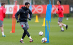SOUTHAMPTON, ENGLAND - MARCH 20: Nathan Redmond during a Southampton FC training session at the Staplewood Campus on March 20, 2018 in Southampton, England. (Photo by Matt Watson/Southampton FC via Getty Images)