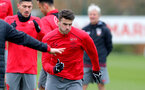 SOUTHAMPTON, ENGLAND - MARCH 20: Wesley Hoedt during a Southampton FC training session at the Staplewood Campus on March 20, 2018 in Southampton, England. (Photo by Matt Watson/Southampton FC via Getty Images)