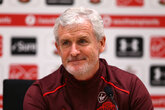 Press Conference (Part One): Hughes previews Hammers