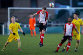 Report: Lymington Town 0-1 Saints