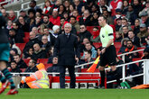 Video: Hughes on defeat at Arsenal