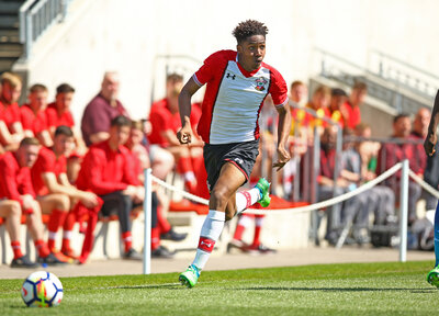 U18 Gallery: Saints 0-1 Arsenal