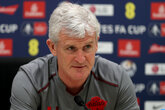 Press Conference (Part One): Hughes previews semi-final