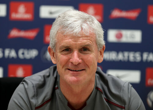 Press Conference (Part Three): Hughes on Wembley