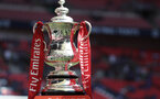 LONDON, ENGLAND - APRIL 22: The Emirates FA Cup during the Emirates FA Cup Semi-Final between Chelsea and Southampton, at Wembley Stadium on April 22, 2018 in London, England. (Photo by Matt Watson/Southampton FC via Getty Images)