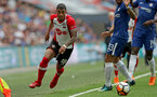 LONDON, ENGLAND - APRIL 22: Mario Lemina of Southampton during the Emirates FA Cup Semi-Final between Chelsea and Southampton, at Wembley Stadium on April 22, 2018 in London, England. (Photo by Matt Watson/Southampton FC via Getty Images)