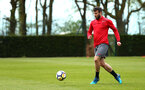 SOUTHAMPTON, ENGLAND - APRIL 24: Sam McQueen during an open training session with Southampton FC at Staplewood Complex on April 24, 2018 in Southampton, England. (Photo by James Bridle - Southampton FC/Southampton FC via Getty Images)