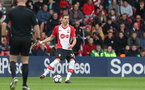 SOUTHAMPTON, ENGLAND - APRIL 28: Jan Bednarek of Southampton during the Premier League match between Southampton and AFC Bournemouth at St Mary's Stadium on April 28, 2018 in Southampton, England. (Photo by Matt Watson/Southampton FC via Getty Images)