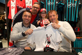 Gallery: Legends relaunch Saints Store