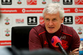 Press Conference (Part One): Hughes previews Everton