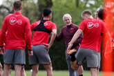 Hughes: Let's pile the pressure on