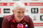 Press Conference (Part One): Hughes on City clash