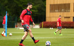 SOUTHAMPTON, ENGLAND - MAY 11: Shane Long during a Southampton FC training session at Staplewood Complex on May 11, 2018 in Southampton, England. (Photo by James Bridle - Southampton FC/Southampton FC via Getty Images)