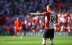 SOUTHAMPTON, ENGLAND - MAY 13: James Ward-Prowse of Southampton FC during the Premier League match between Southampton and Manchester City at St Mary's Stadium on May 13, 2018 in Southampton, England. (Photo by James Bridle - Southampton FC/Southampton FC via Getty Images)