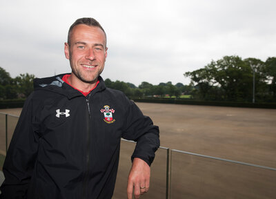Video: Staplewood pitches being transformed
