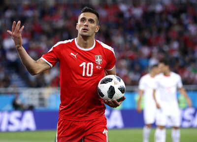 Tadić suffers late heartbreak