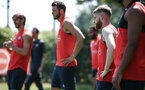 SOUTHAMPTON, ENGLAND - JUNE 28: Southampton FC Players return for Pre Season testing ahead of their trip to China in Southampton, England. (Photo by James Bridle - Southampton FC/Southampton FC via Getty Images)