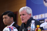 Hughes: Welcome in China was fantastic