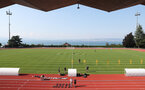 EVIAN-LES-BAINS, FRANCE - JULY 23: General View as Southampton FC take part in their first day of their pre-season training camp, on July 23, 2018 in Evian-les-Bains, France. (Photo by Matt Watson/Southampton FC via Getty Images)