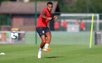 EVIAN-LES-BAINS, FRANCE - JULY 23: Ryan Bertrand as Southampton FC take part in their first day of their pre-season training camp, on July 23, 2018 in Evian-les-Bains, France. (Photo by Matt Watson/Southampton FC via Getty Images)