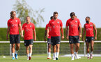 EVIAN-LES-BAINS, FRANCE - JULY 25: players during day 3 of Southampton FC's pre-season training camp, on July 25, 2018 in Evian-les-Bains, France. (Photo by Matt Watson/Southampton FC via Getty Images)