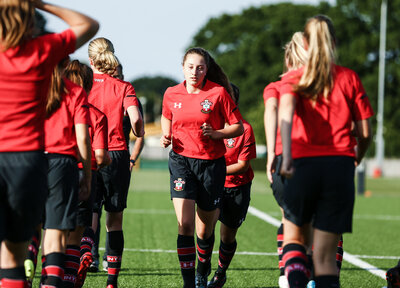 Young Lionesses calls-ups for Saints duo