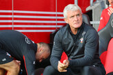 Hughes pleased with fighting spirit