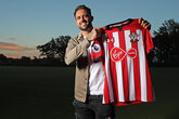 Your new number nine: Danny Ings