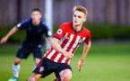 SOUTHAMPTON, ENGLAND - AUGUST 10: Jake Hesketh during the PL2 match between Southampton FC vs Middlesbrough FC pictured at Staplewood Complex on August 10, 2018 in Southampton, England. (Photo by James Bridle - Southampton FC/Southampton FC via Getty Images)