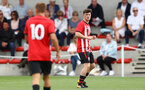 Will Ferry during an U18 match between Southampton FC and Chelsea, at the Staplewood Campus, Southampton, 11th August 2018
