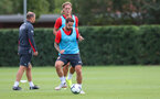 SOUTHAMPTON, ENGLAND - AUGUST 14: Danny Ings during a Southampton FC training session at the Staplewood Campus on August 14, 2018 in Southampton, England. (Photo by Matt Watson/Southampton FC via Getty Images)