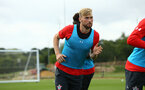 SOUTHAMPTON, ENGLAND - AUGUST 15:  Aaron O'Driscoll pictured at Staplewood Complex on August 15, 2018 in Southampton, England. (Photo by James Bridle - Southampton FC/Southampton FC via Getty Images)