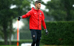 SOUTHAMPTON, ENGLAND - AUGUST 16: Fraser Forster during a Southampton FC training session at Staplewood Complex on August 16, 2018 in Southampton, England. (Photo by James Bridle - Southampton FC/Southampton FC via Getty Images)