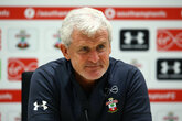 Press Conference (Part One): Hughes previews Palace