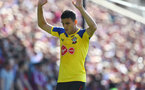 LONDON, ENGLAND - SEPTEMBER 01: Mohamed Elyounoussi of Southampton during the Premier League match between Crystal Palace and Southampton FC at Selhurst Park on September 1, 2018 in London, United Kingdom. (Photo by Matt Watson/Southampton FC via Getty Images)