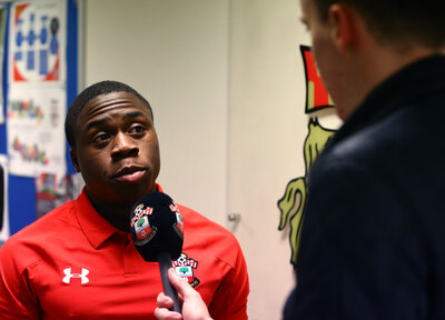 Video: Obafemi on Newcastle success