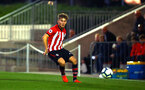 SOUTHAMPTON, ENGLAND - SEPTEMBER 26: Jake Vokins during the International Cup where Southampton FC play FC Porto pictured at Southampton training session at Staplewood Complex on September 26, 2018 in Southampton, England. (Photo by James Bridle - Southampton FC/Southampton FC via Getty Images)