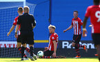 SOUTHAMPTON, ENGLAND - SEPTEMBER 29: Aaron OÕDriscoll (middle) during a PL2 U23s match where Reading FC play Southampton FC at Madjeski Stadium on September 29, 2018 in Reading, England. (Photo by James Bridle - Southampton FC/Southampton FC via Getty Images) SOUTHAMPTON, ENGLAND - SEPTEMBER 29: Aaron O'Driscoll (middle) during a PL2 U23s match where Reading FC play Southampton FC at Madjeski Stadium on September 29, 2018 in Reading, England. (Photo by James Bridle - Southampton FC/Southampton FC via Getty Images)