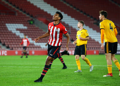U23 Gallery: Saints 3-2 Wolves