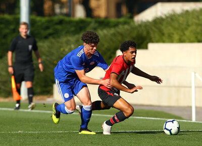U18 Highlights: Saints 0-1 Leicester