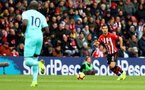 SOUTHAMPTON, ENGLAND - OCTOBER 27: Cedric of Southampton during the Premier League match between Southampton FC and Newcastle United at St Mary's Stadium on October 27, 2018 in Southampton, United Kingdom. (Photo by Matt Watson/Southampton FC via Getty Images)