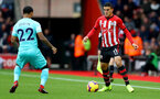 SOUTHAMPTON, ENGLAND - OCTOBER 27: Mohamed Elyounoussi of Southampton during the Premier League match between Southampton FC and Newcastle United at St Mary's Stadium on October 27, 2018 in Southampton, United Kingdom. (Photo by Matt Watson/Southampton FC via Getty Images)