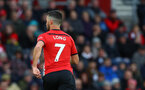 SOUTHAMPTON, ENGLAND - OCTOBER 27: Shane Long of Southampton during the Premier League match between Southampton FC and Newcastle United at St Mary's Stadium on October 27, 2018 in Southampton, United Kingdom. (Photo by Matt Watson/Southampton FC via Getty Images)