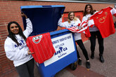 Donate to Kits for Africa at Watford game