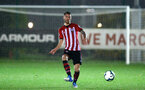 SOUTHAMPTON, ENGLAND - NOVEMBER 09: Callum Slattery during the Premier League 2 match between Southampton FC and Newcastle United pictured at Staplewood Complex on November 09, 2018 in Southampton, England. (Photo by James Bridle - Southampton FC/Southampton FC via Getty Images)