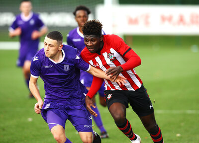 U18 Gallery: Saints 2-3 Stoke