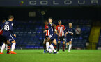 SOUTHEND, ENGLAND - NOVEMBER 14: during the Checkatrade Trophy match between Southend United and Southampton FC U21s pictured at Roots Hall on November 14, 2018 in Southend, England. (Photo by James Bridle - Southampton FC/Southampton FC via Getty Images)