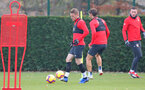 SOUTHAMPTON, ENGLAND - NOVEMBER 22: Steven Davis during a Southampton FC training session at the Staplewood Campus on November 22, 2018 in Southampton, England. (Photo by Matt Watson/Southampton FC via Getty Images)